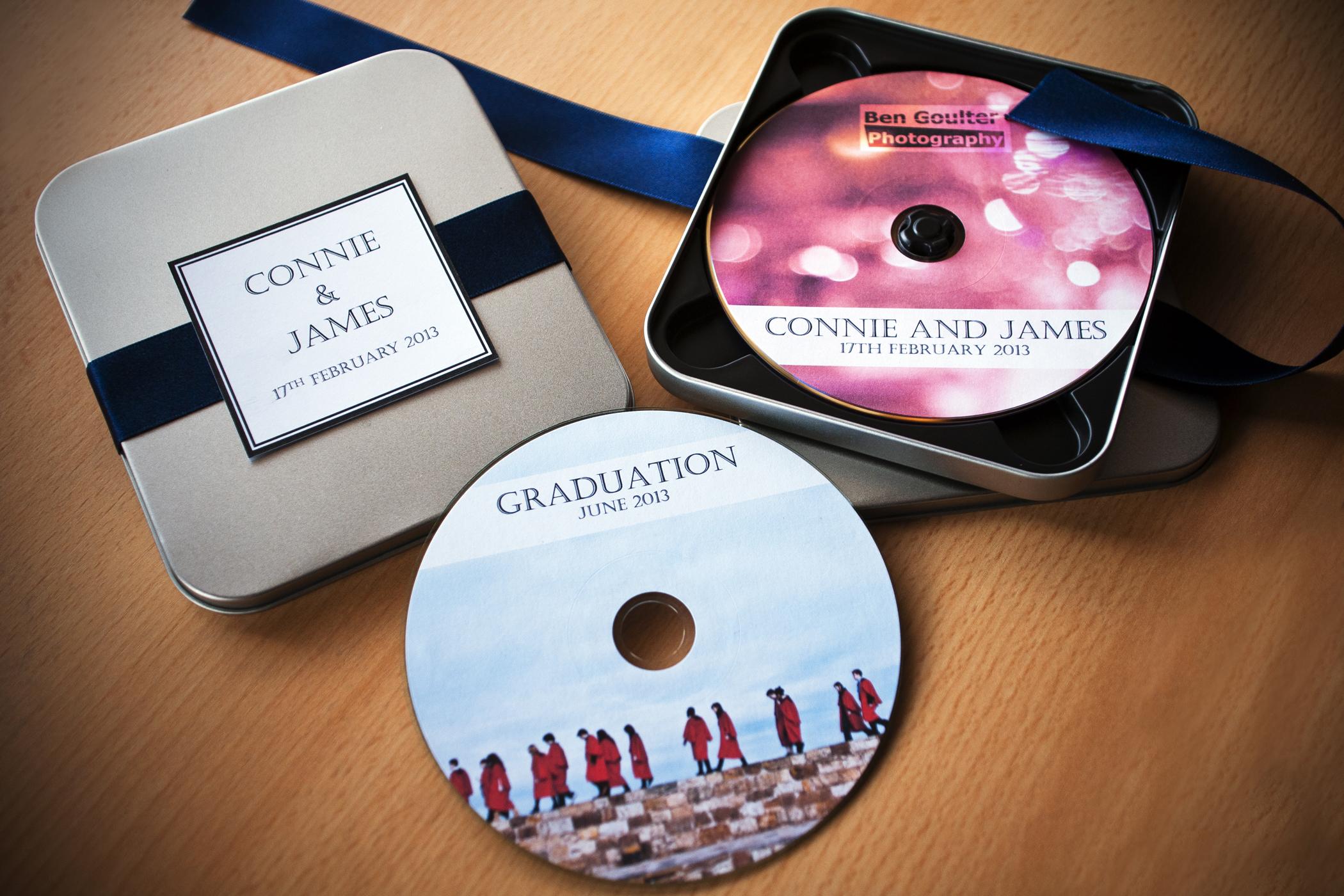 Presentation Discs